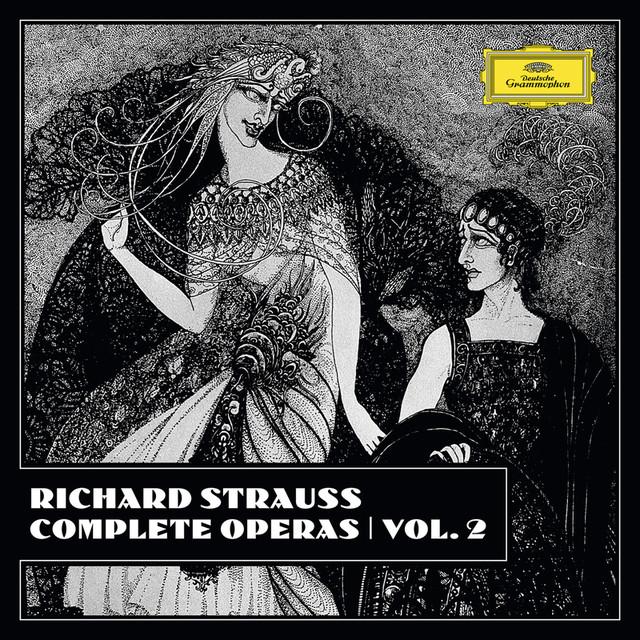 Richard Strauss - Complete Operas Albumcover