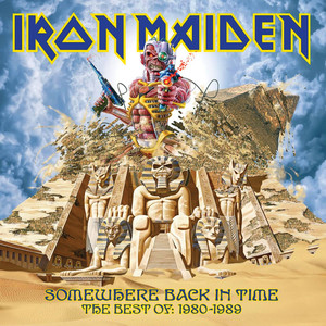Somewhere Back In Time - The Best of 1980-1989 - Iron Maiden