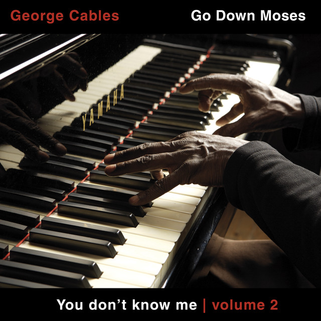 George Cables You Don't Know Me, Vol. 2 album cover