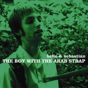 The Boy With the Arab Strap Albumcover