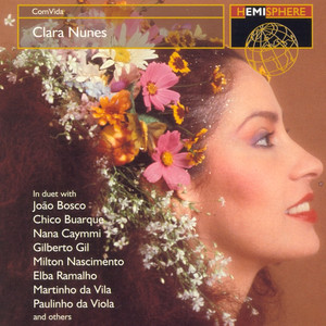 Clara Nunes Com...Vida album
