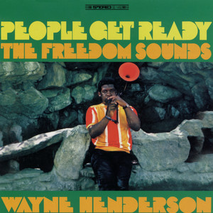 Wayne Henderson All You Need Is Love cover