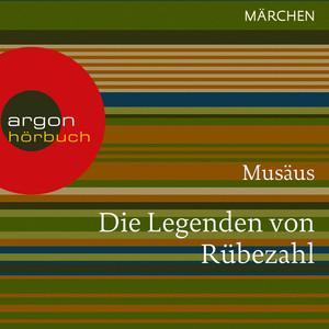 Die Legenden von Rübezahl (Ungekürzte Lesung) Audiobook