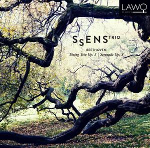 Beethoven: String Trio Op. 3 | Serenade Op. 8 Albümü