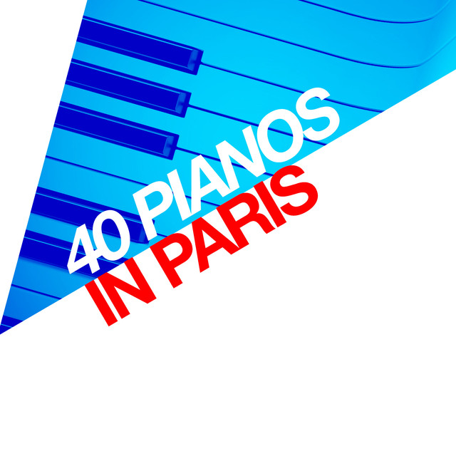 40 Pianos In Paris