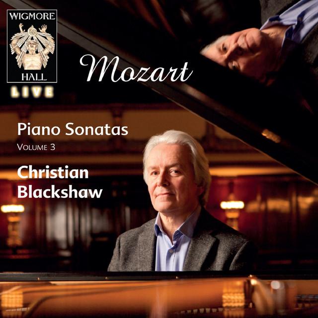 Mozart Piano Sonatas Vol. 3 - Wigmore Hall Live Albumcover