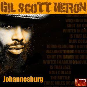 Gil Scott-Heron The Bottle cover