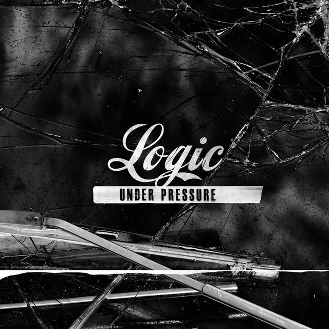Logic Under Pressure album cover