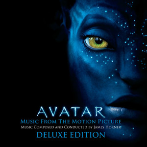AVATAR Music From The Motion Picture Music Composed and Conducted by James Horner (Deluxe) Albumcover