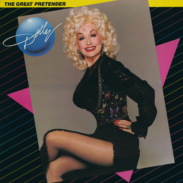 The Great Pretender Albumcover