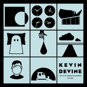 Live at St Pancras Old Church  - Kevin Devine