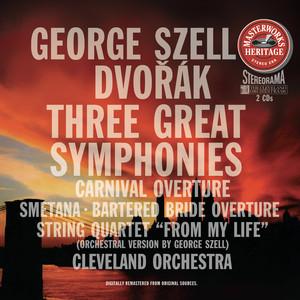 Masterworks Heritage - Dvorák: Symphonies Nos. 7-9 and other works Albumcover