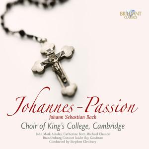 J.S. Bach: Johannes Passion album