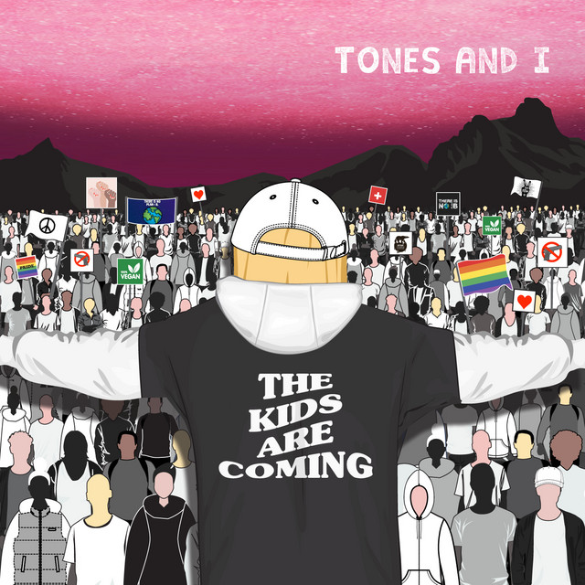 Tones and I - The Kids Are Coming cover