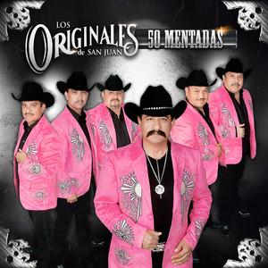 50 Mentadas Albumcover