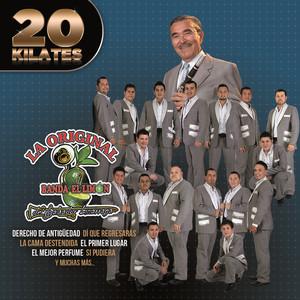 La Original Banda El Limón de Salvador Lizárraga Esta Vez cover