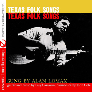 Alan Lomax John Henry cover