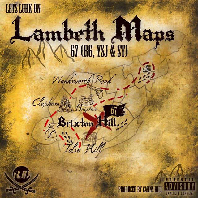 Lambeth Maps