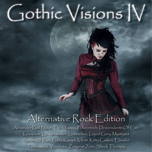 Gothic Visions IV (Alternative Rock Edition) album