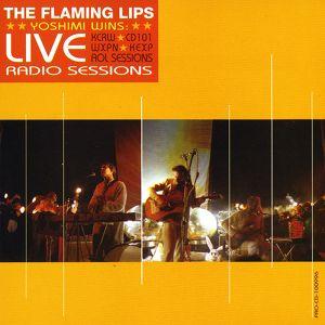 Yoshimi Wins! [Live Radio Sessions] Albumcover