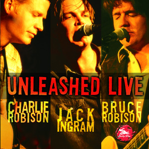 Unleashed Live Albumcover