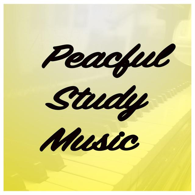 Peacful Study Music Albumcover