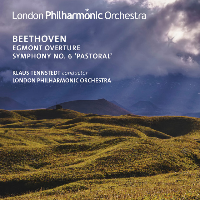 Beethoven: Egmont Overture, Op. 84 & Symphony No. 6, Op. 68 (Live) Albumcover