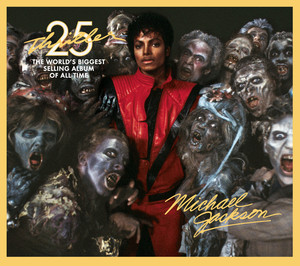 Thriller 25 Super Deluxe Edition Albumcover