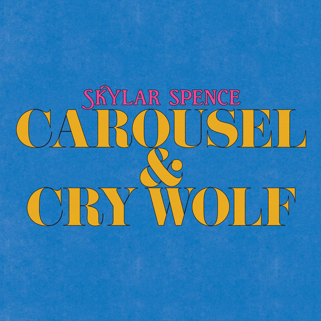 Skylar Spence - Cry Wolf image cover