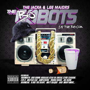 The Bobots 2.5 Albumcover