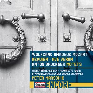 Mozart: Requiem & Ave verum corpus - Bruckner: Motets Albümü