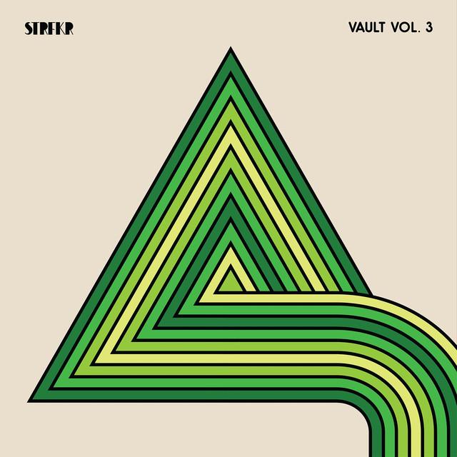 Album cover for Vault Vol. 3 by STRFKR