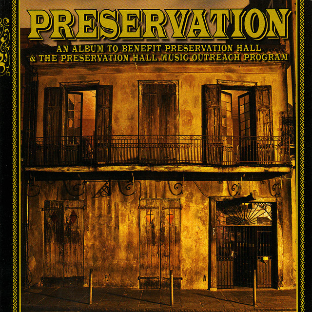 Old Rugged Cross Merle Haggard: An Album To Benefit Preservation Hall & The Preservation