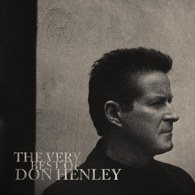Don Henley The Very Best of Don Henley album cover