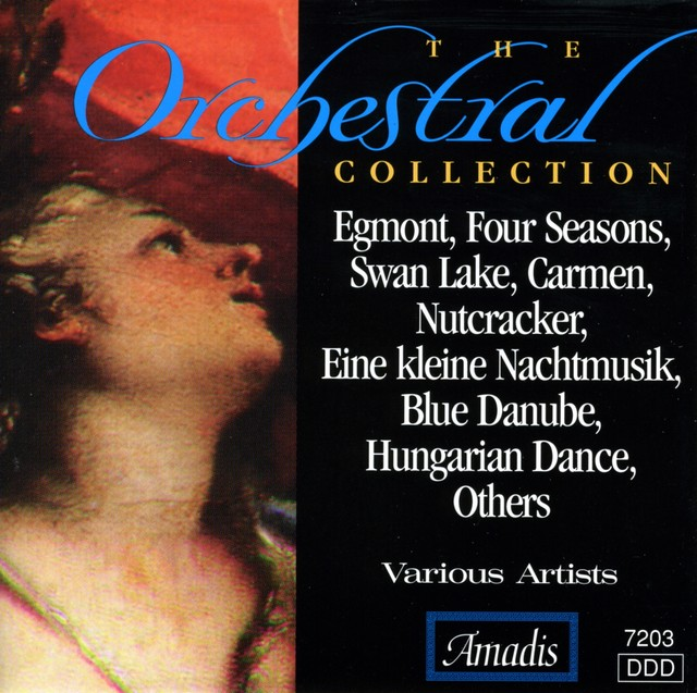 The Orchestral Collection Albumcover