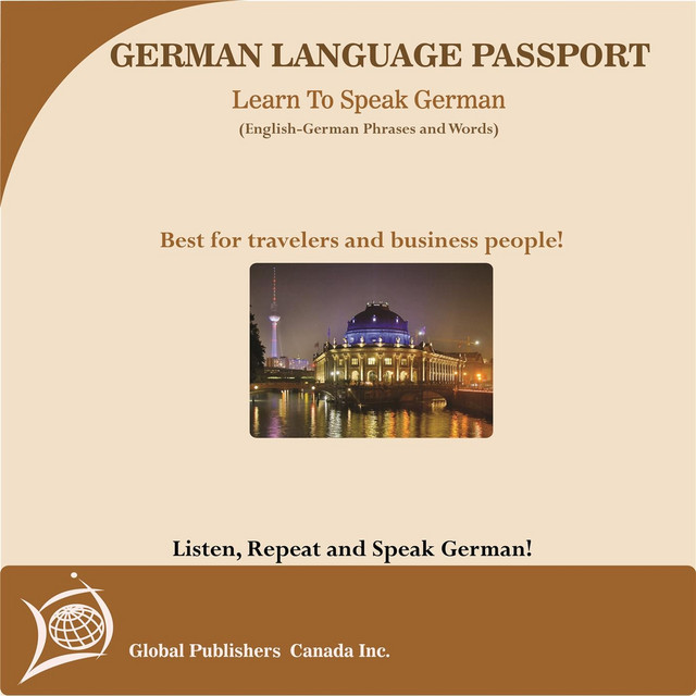Basic greetings in german every day phrases and civilities a song more by global publishers canada inc m4hsunfo