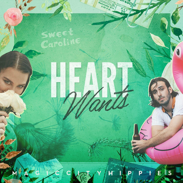 Magic City Hippies - Heart Wants image cover
