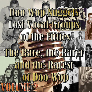 Doo Wop Nuggets Vol. 2 - Lost Vocal Groups Of The Fifties - The Rare, The Rarer And The Rarest Of Doo Wop album