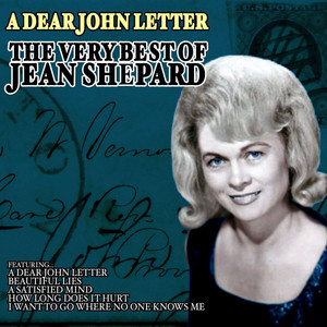Jean Shepard I'd Like to Know cover