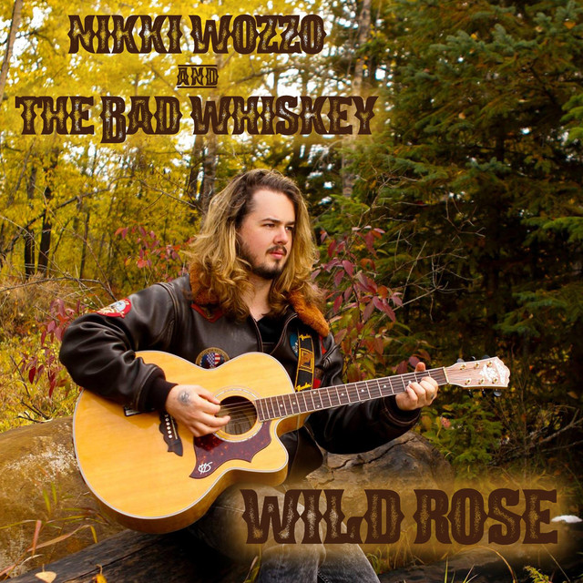 "Listen to ""Wild Rose"" by Nikki Wozzo, The Bad Whiskey on Country Rock Indie Music"