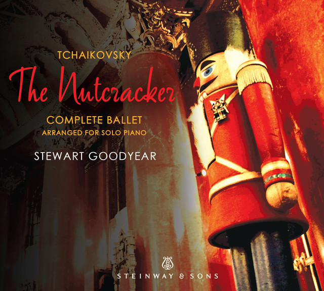 Tchaikovsky: The Nutcracker, Op. 71, TH 14 (Arr. S. Goodyear) Albumcover