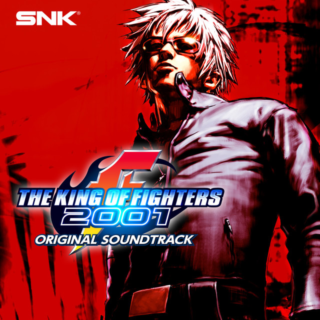 THE KING OF FIGHTERS 2001 ORIGINAL SOUND TRACK