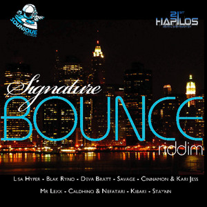 Signature Bounce Riddim album