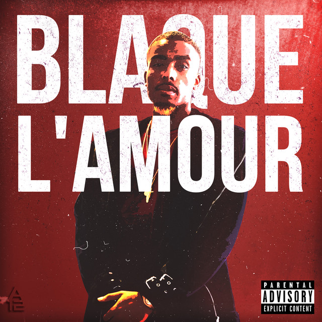Album cover for Blaque L'Amour by August Twelfth