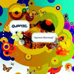 Apricot Morning Albumcover