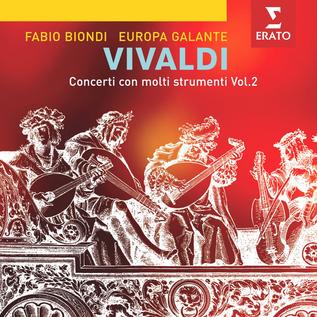 Vivaldi: Concerti per molti strumenti Vol. 2
