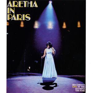 Aretha In Paris Albumcover