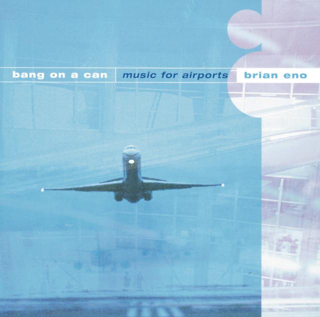 Eno/Wyatt/Davies: Music for Airports Albumcover
