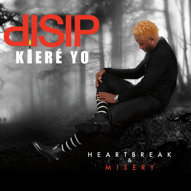 Album cover for Klere Yo by Disip