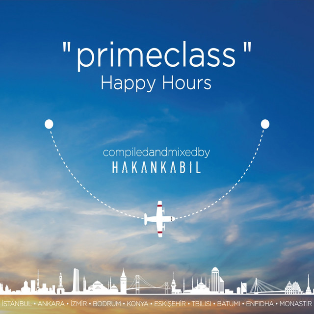 Various Artists Primeclass Happy Hours (By Hakan Kabil) album cover